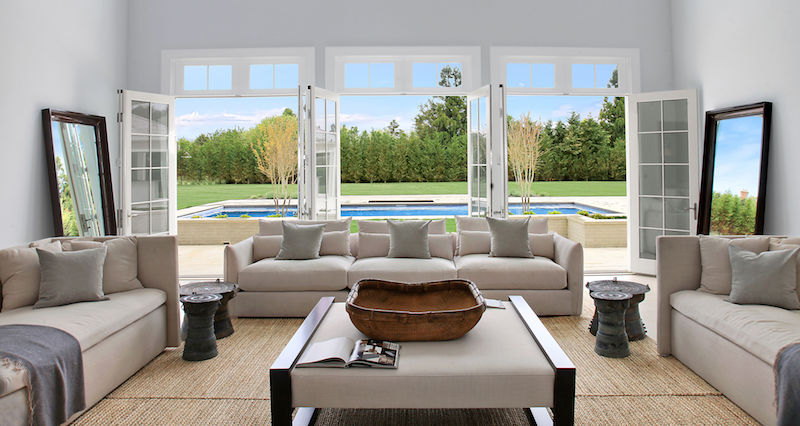 Hamptons Luxury Furniture Rental | Meridith Baer Home