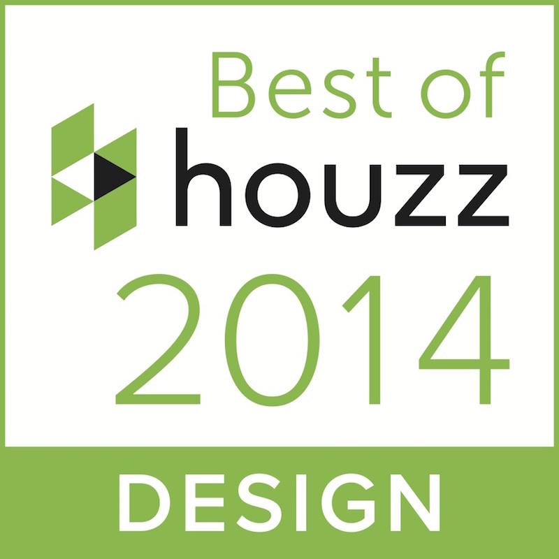 Houzz Best of Design 2014