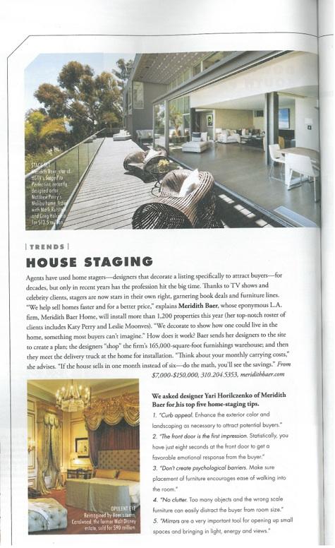 Angeleno Magazine | Meridith Baer Home