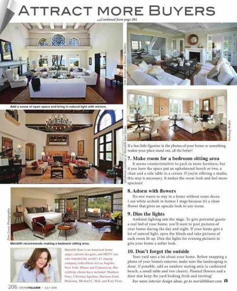 Dream Homes San Diego | Meridith Baer Home