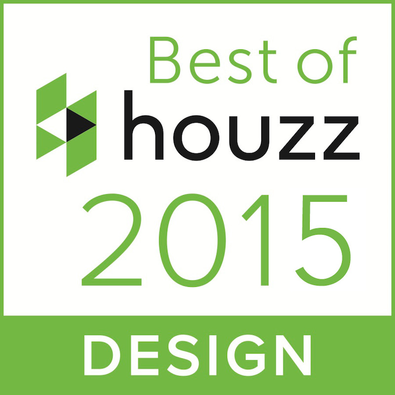 Houzz Best of Design 2015
