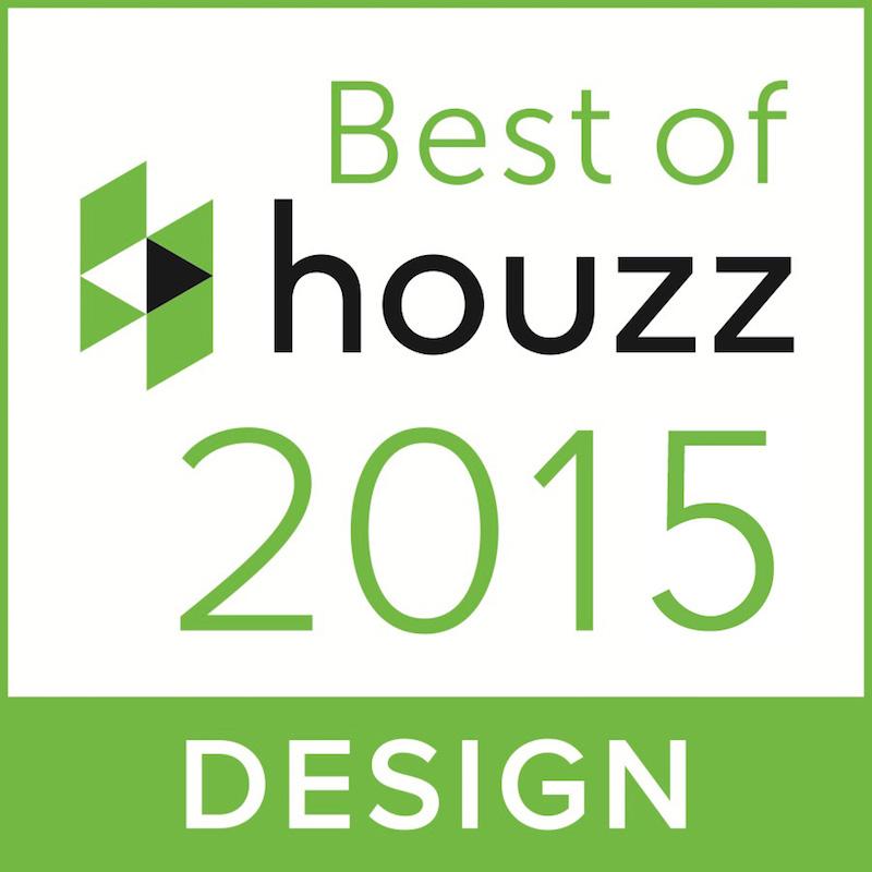 Houzz Best of Design 2015