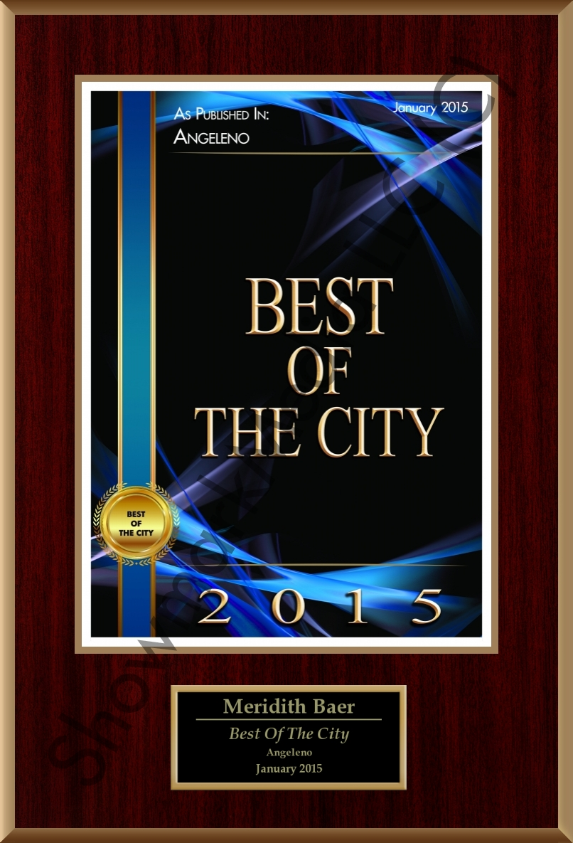 Angeleno Magazine: Best of the City 2015