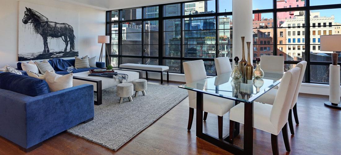 Luxury Furniture Leasing / Interior Design