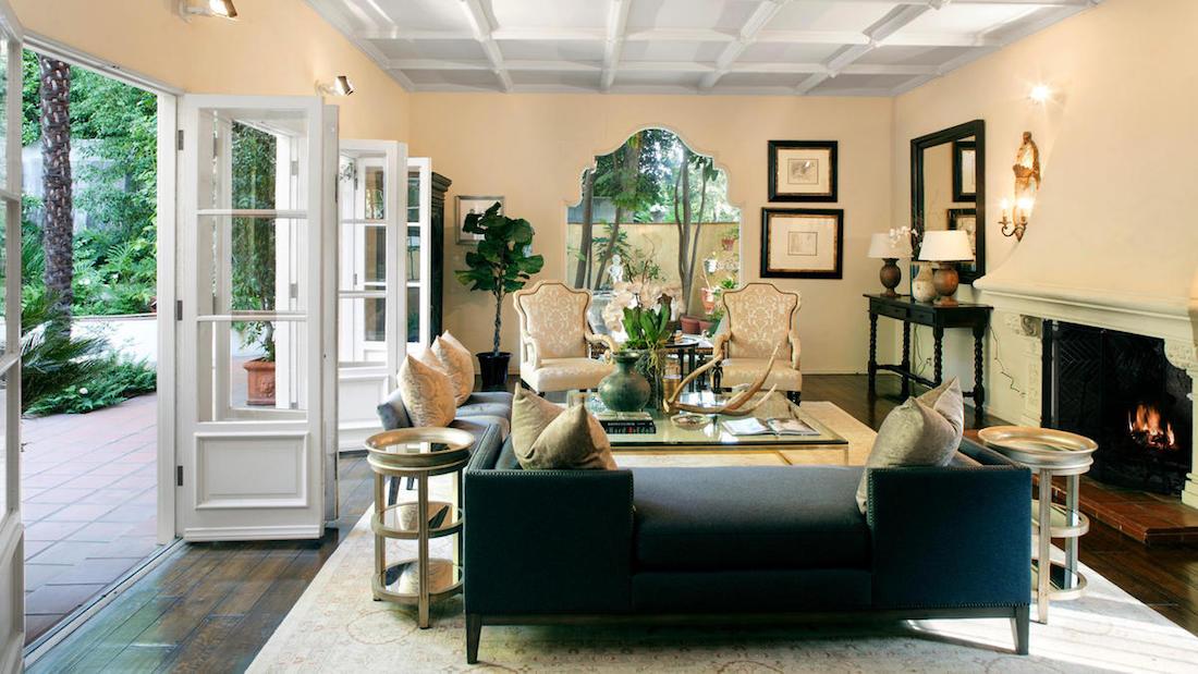 Meridith Baer Home | Gore Vidal