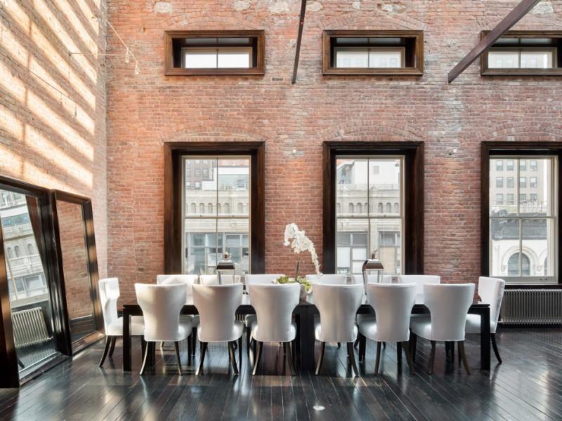 Tribeca Penthouse Loft | Meridith Baer Home