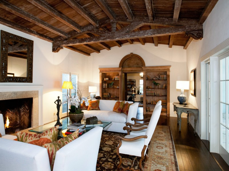 Spanish Colonial Revival | Meridith Baer Home