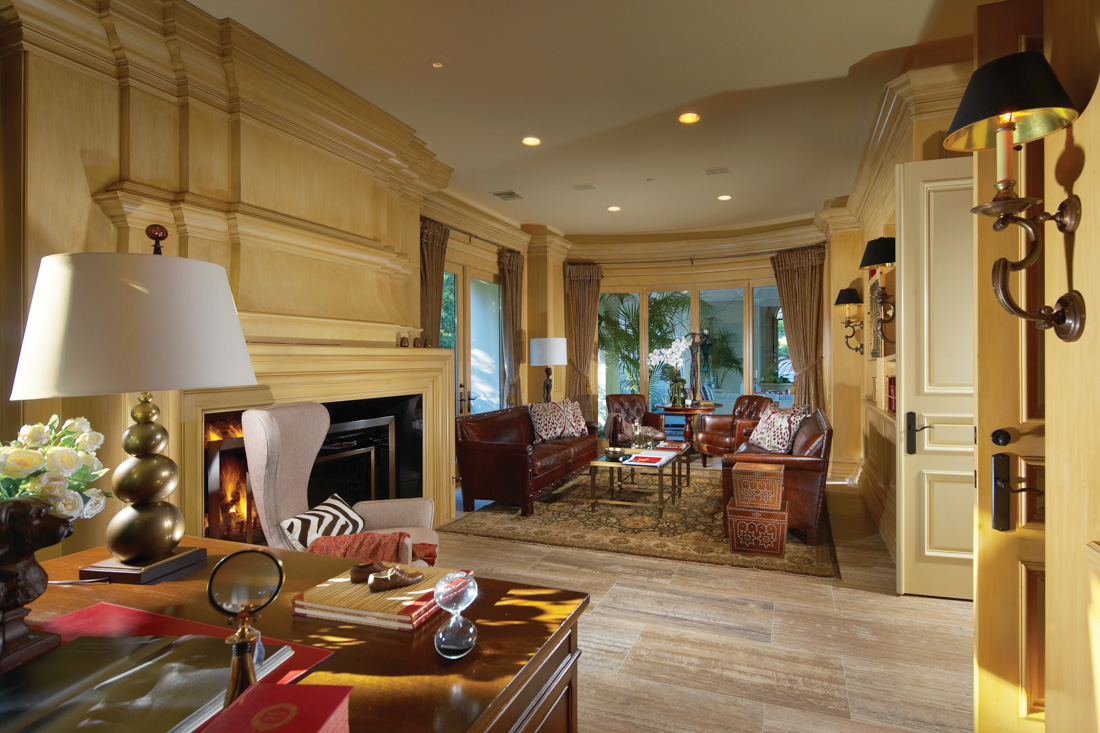 Pelican Hill Palace