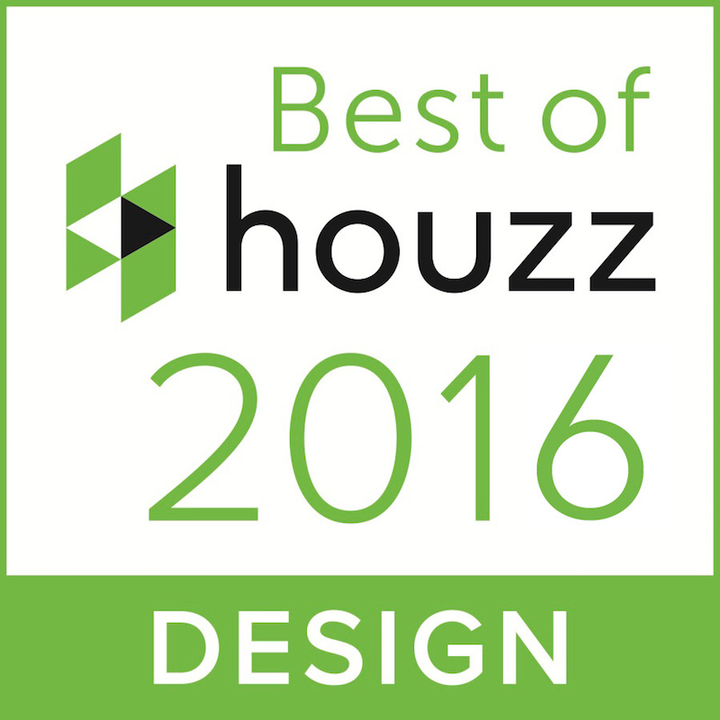 Houzz Best of Design 2016