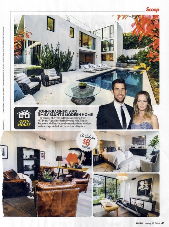 People Magazine | Meridith Baer Home