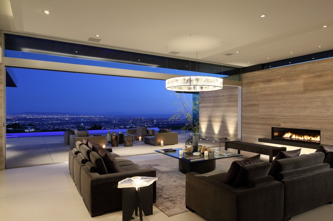 Contemporary Trousdale Estate : Meridith Baer Home
