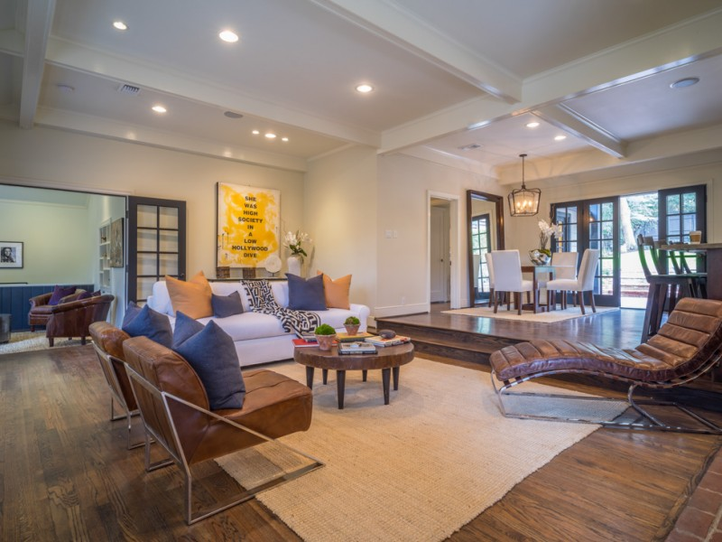 Cottages and bungalows meridith baer home - Villa moderne los angeles meridith baer ...