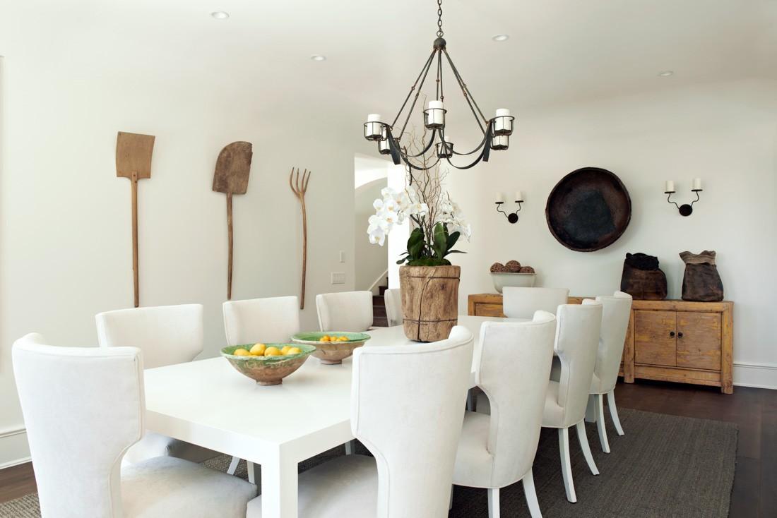 Italian Villa in Bel Air | Meridith Baer Home