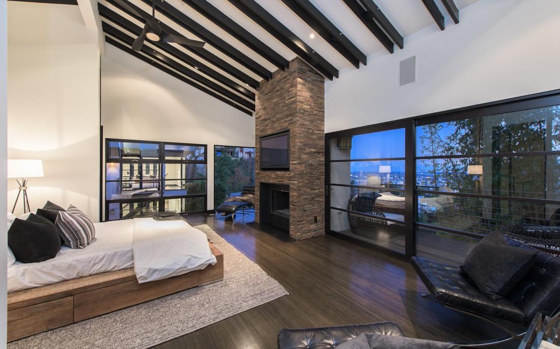 Calvin Harris Meridith Baer Home