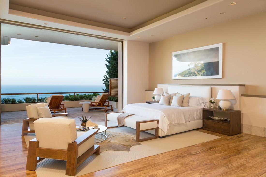 Cliffside Malibu Estate
