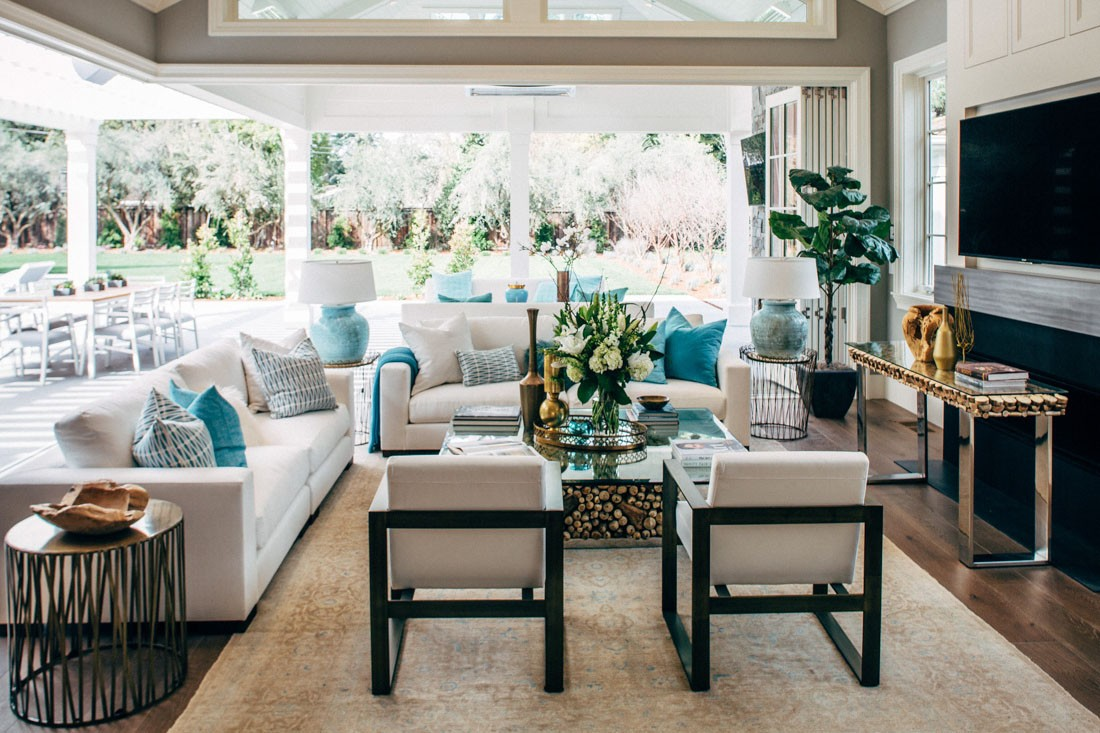 Stunning Central Atherton : Meridith Baer Home