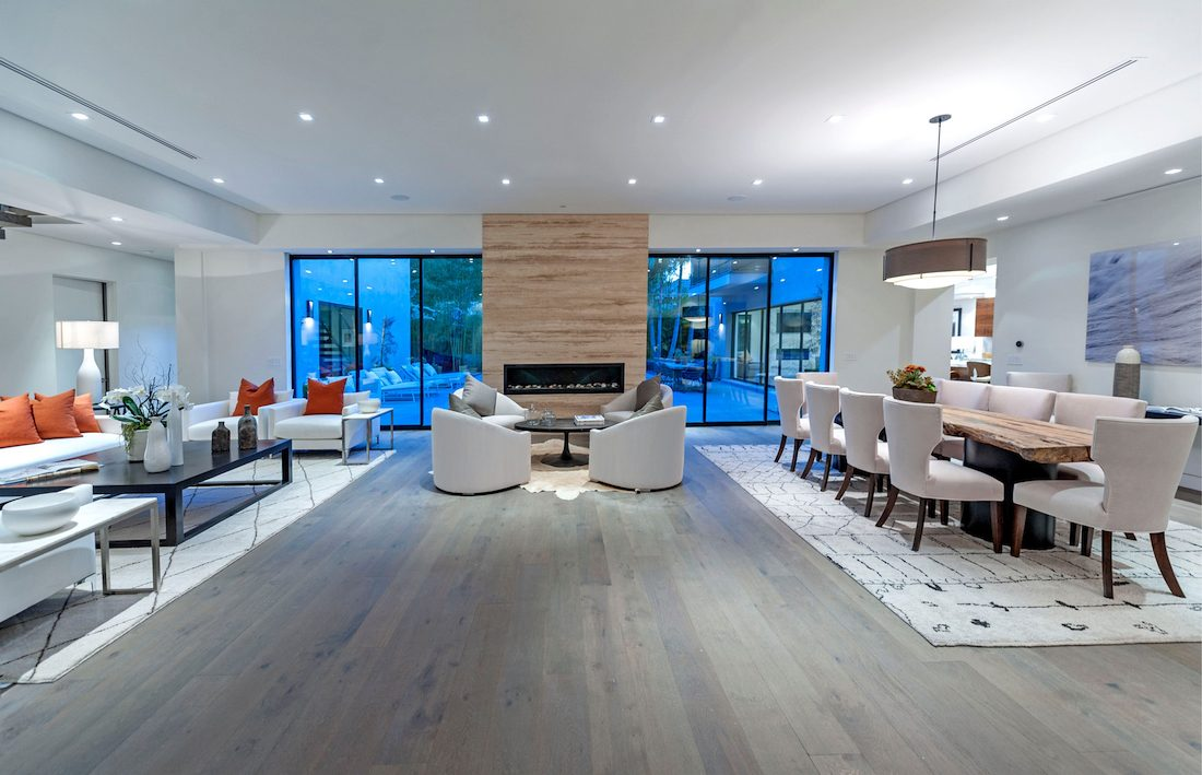 Epic contemporary meridith baer home - Villa moderne los angeles meridith baer ...