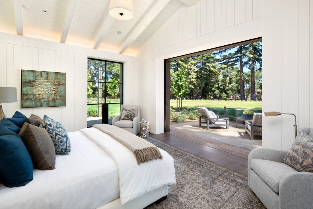 Meridith Baer Home Featured In Most Popular Bedroom Photos On Houzz