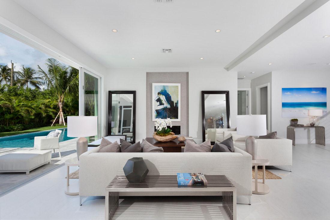 Delrey beach modern meridith baer home - Villa moderne los angeles meridith baer ...