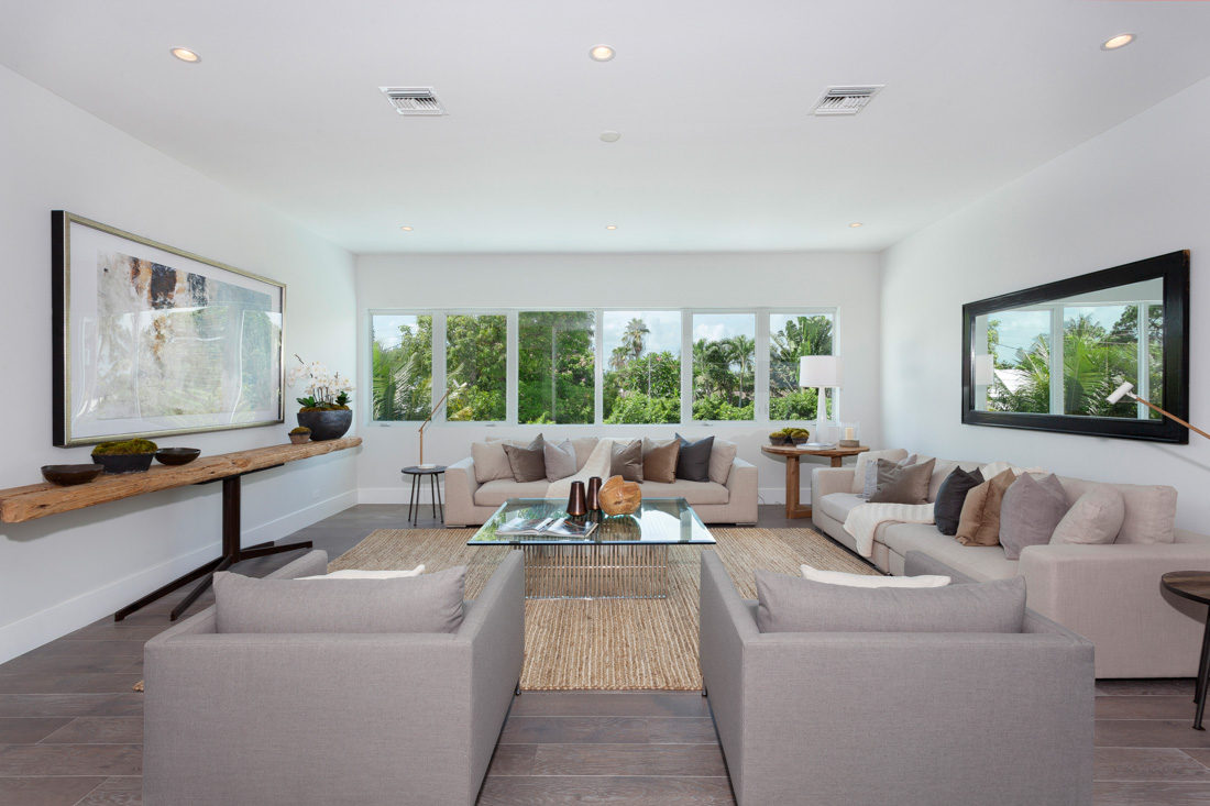 Delrey Beach Modern Meridith Baer Home