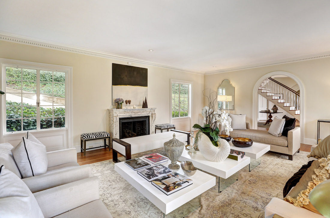 Holmby Hills Colonial | Meridith Baer Home