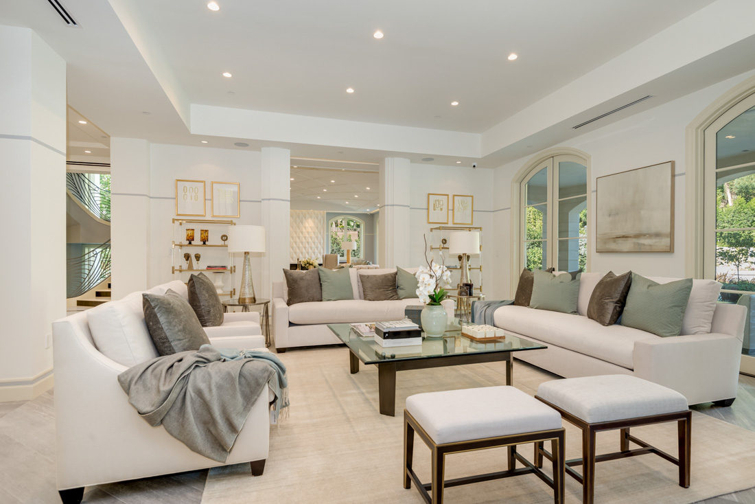 Beverly Hills Villa : Meridith Baer Home
