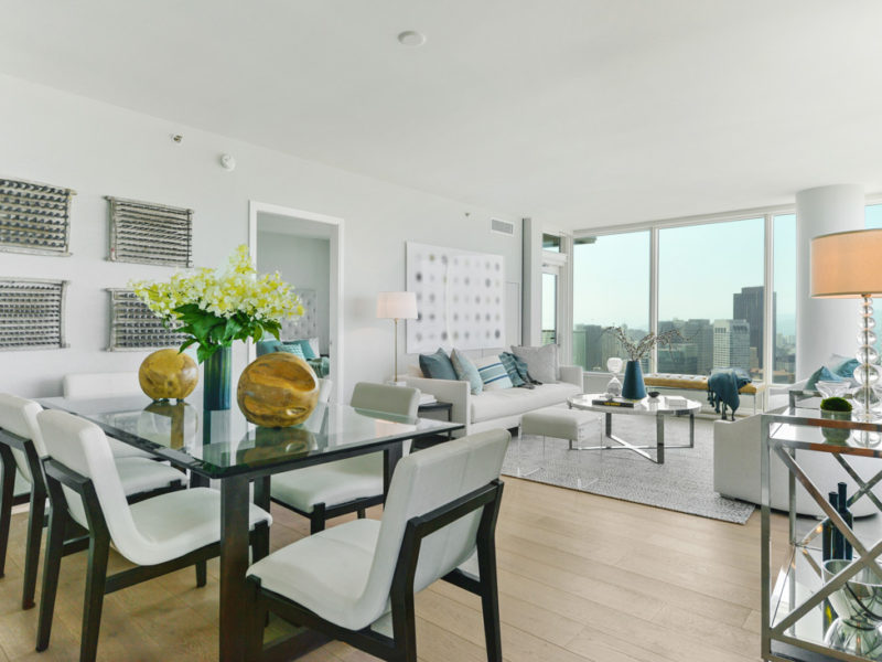 Bay Bridge Penthouse