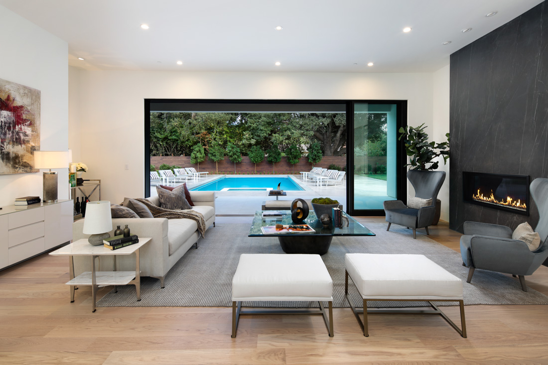 Modern atherton meridith baer home - Villa moderne los angeles meridith baer ...