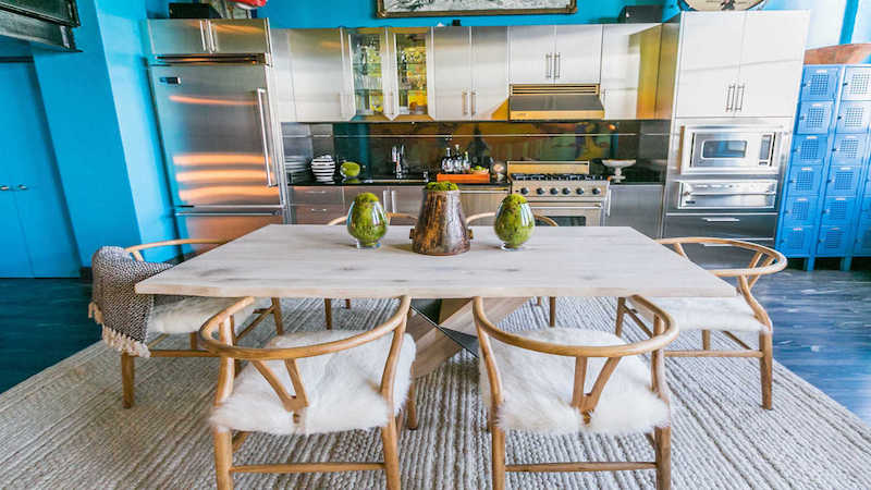 Johnny Depp's DTLA loft for sale