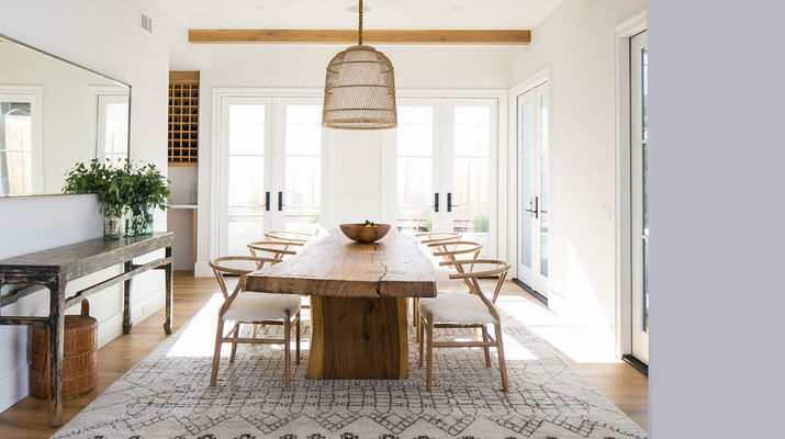 Houzz Tour Farmhouse Touches And Light In Newport Beach