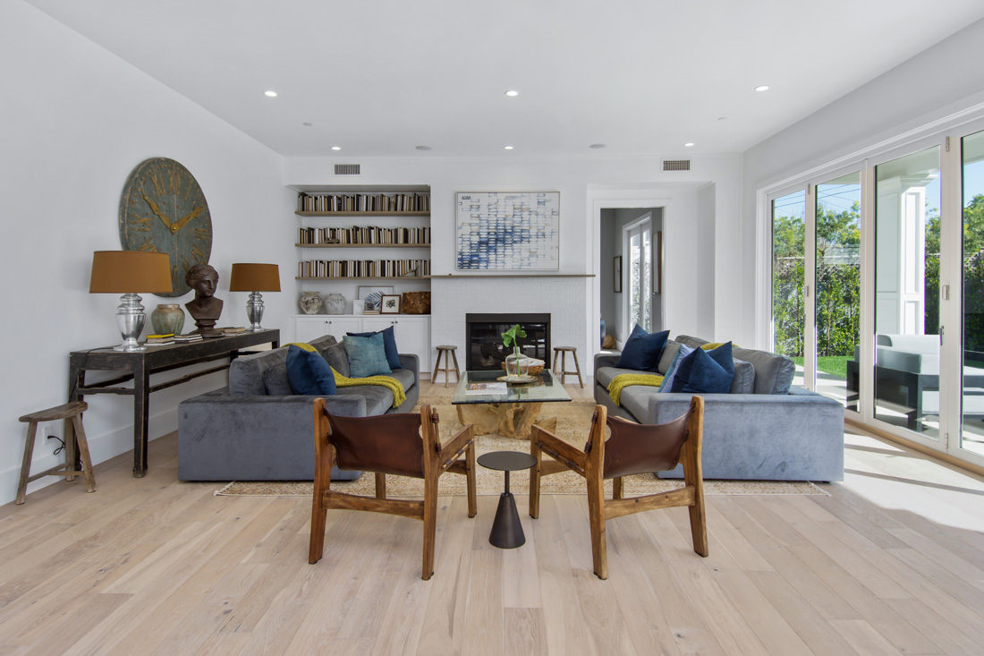 Cheviot Hills Eclectic Meridith Baer Home