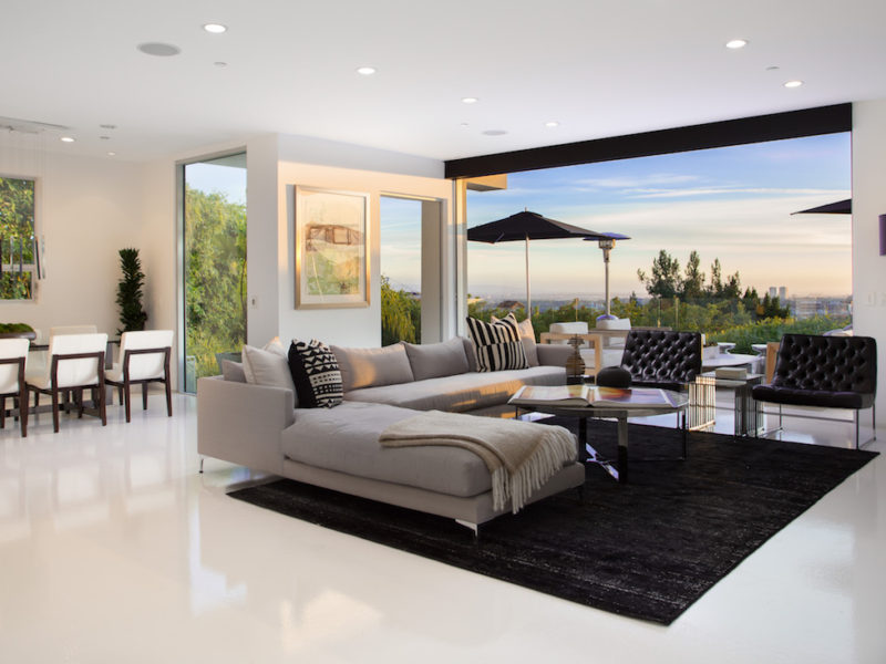 Hollywood Hills Modern