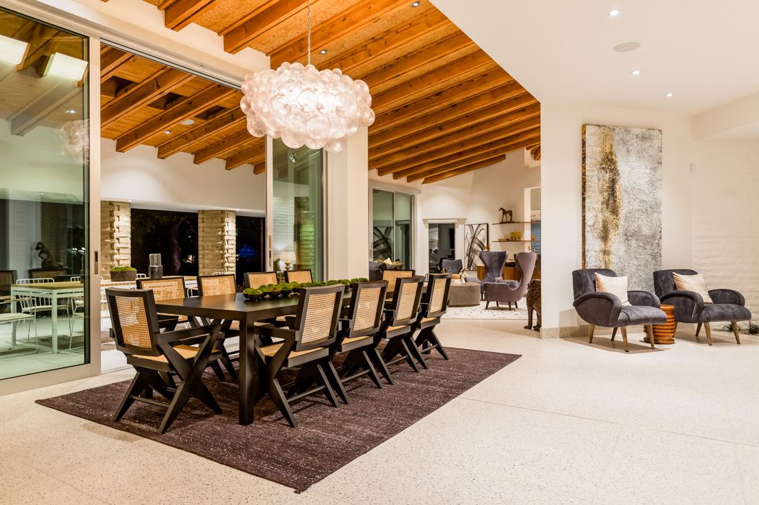 Bellagio terrace meridith baer home - Villa moderne los angeles meridith baer ...