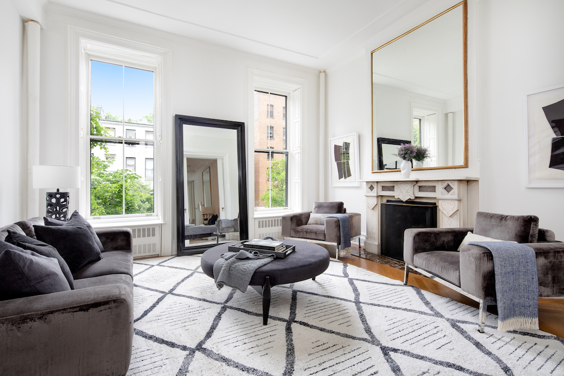 Carnegie Hill Townhouse