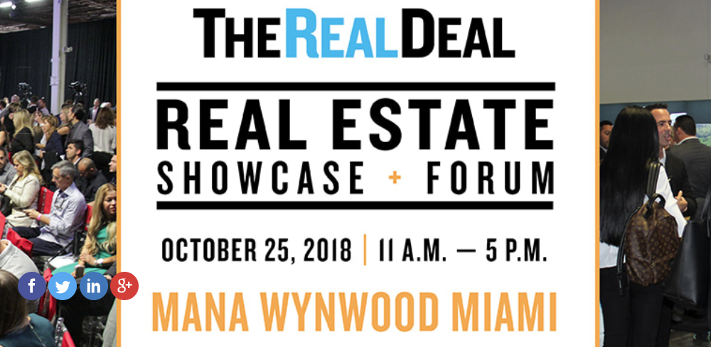 Real Deal Real Estate Showcase + Forum 2018