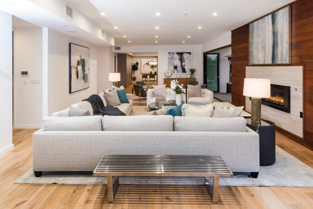Brentwood Hills Contemporary