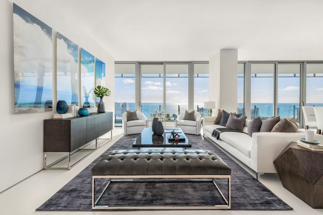 Glass, Miami Beach
