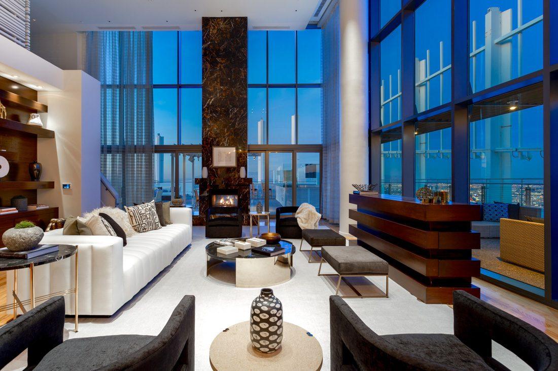Palms Place Penthouse