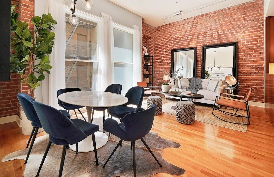 Staged and Sold in Eight Days for $85,000 Over Asking in San Francisco