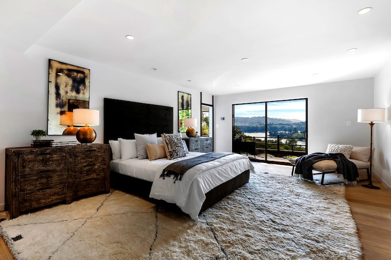 Meridith Baer Home Staged Los Angeles Times Home of the Week
