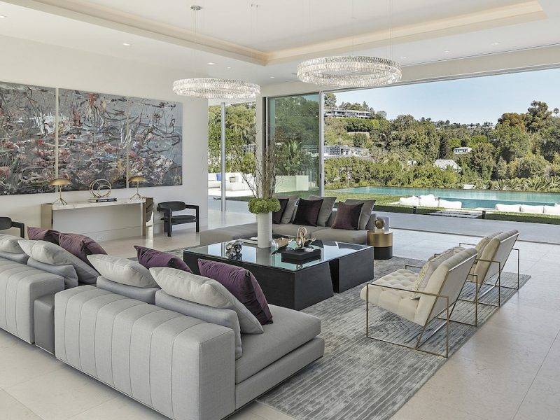 Bel Air Contemporary