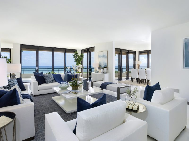 Leverett House, Palm Beach