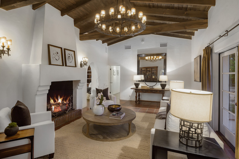 Meridith Baer Home Staged Estate of Silent Film Star and Former Palm Springs Mayor Charlie Farrell