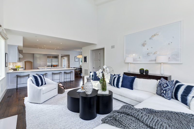 A Pacific Palisades Luxury Home Staging Success Story