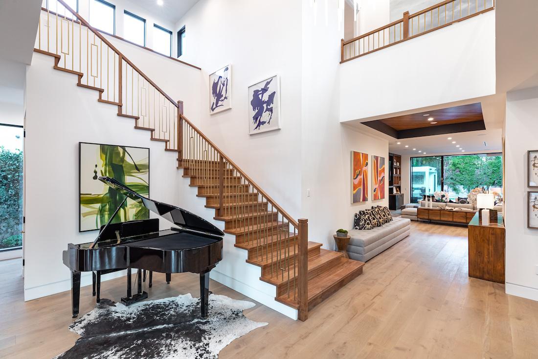 Encino Contemporary Estate