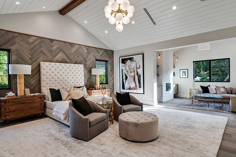 GlamGlow's Shannon Dellimore Bought Encino Mansion Staged by Meridith Baer Home