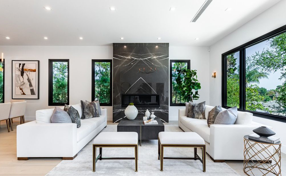 """Too Faced"" Cosmetics Moguls Jerrod Blandino and Jeremy Johnson Buy House Staged by Meridith Baer Home"