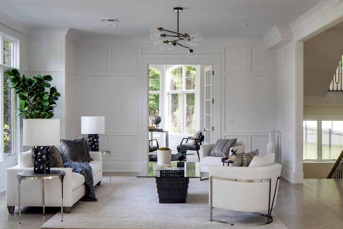 Staging an Upper Saddle River Estate in New Jersey