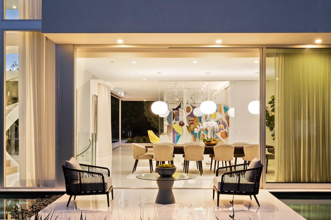 Atherton Modern Estate