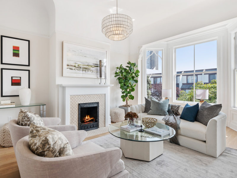 Pacific Heights Victorian